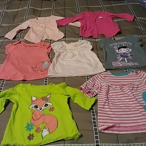 Other - Baby girl bundle of cloths